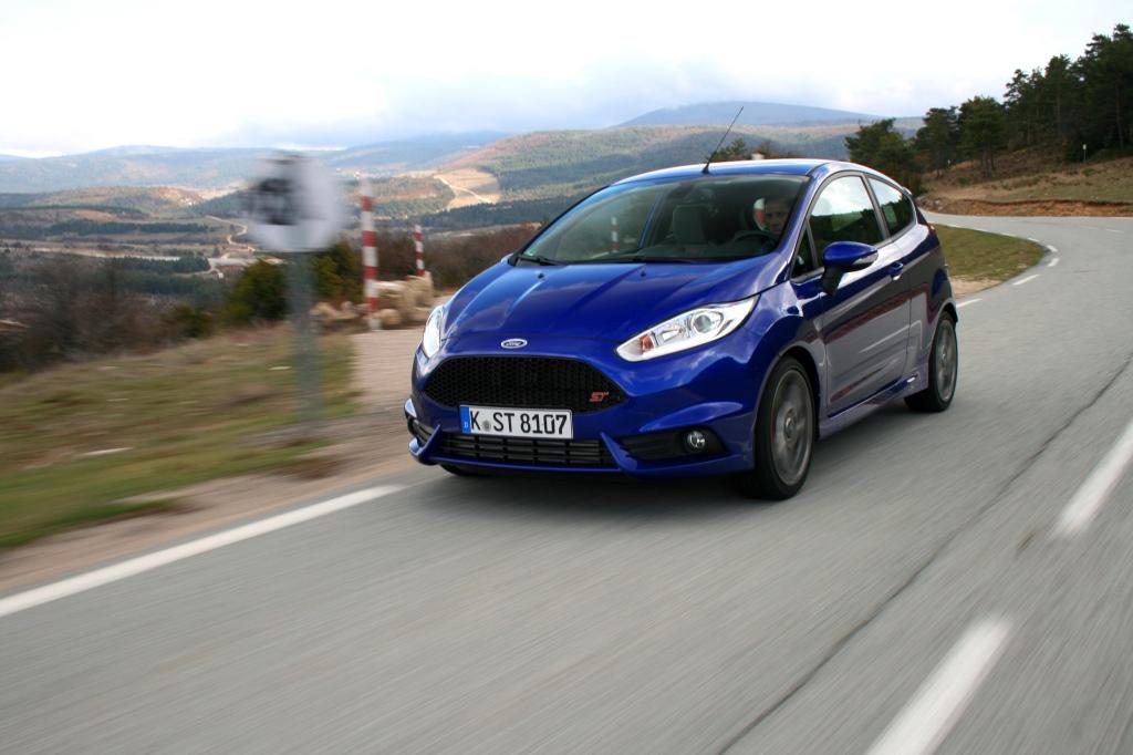 Den hårdtpumpede ST-udgave på billedet er fantastisk, men en 125 hk udgave er næsten lige så sjov.