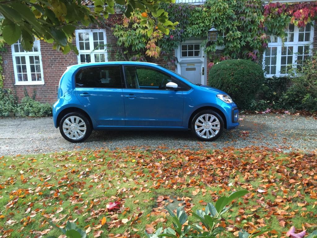 Volkswagens Up med 90 turbohestekræfter er min absolutte mikrodarling lige nu!